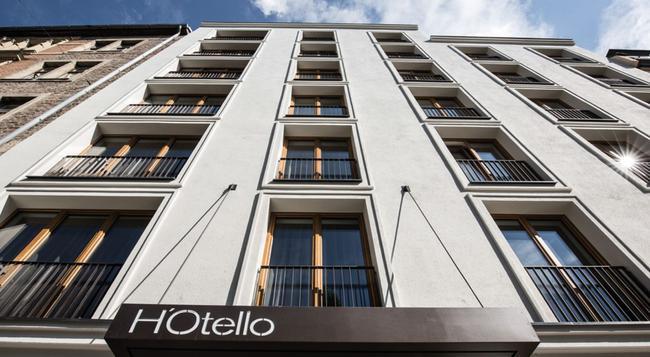 H'Otello B'01 - 慕尼黑 - 建築