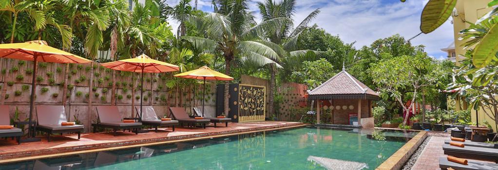 Home Indochine D'Angkor - 暹粒 - 建築