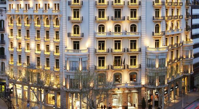 Majestic Hotel & Spa Barcelona - 巴塞羅那 - 建築