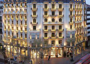 巴塞羅納GL莫伽斯提克酒店&溫泉