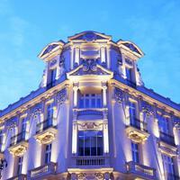 URSO Hotel & Spa Hotel Front - Evening/Night
