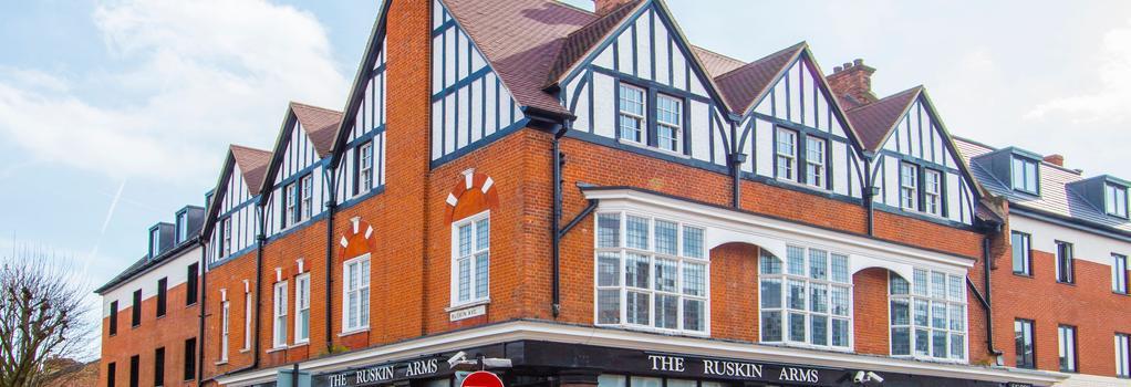 Ruskin Hotel - 倫敦 - 建築