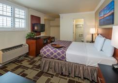 舊金山海灣大橋酒店 - 三藩市 - 臥室