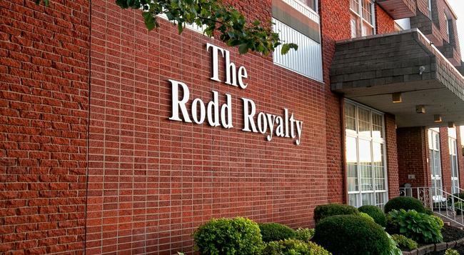 Rodd Royalty - 夏洛特頓 - 建築