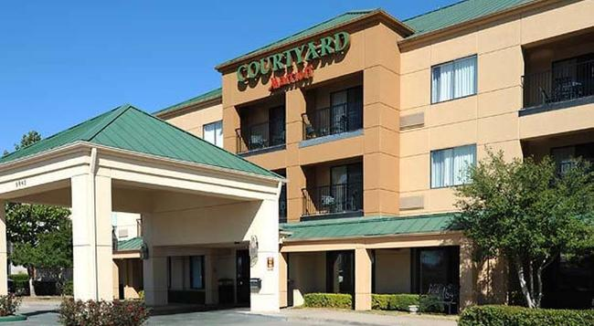 Courtyard by Marriott Dallas Plano in Legacy Park - 普萊諾 - 建築
