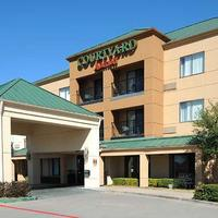Courtyard by Marriott Dallas Plano in Legacy Park Exterior