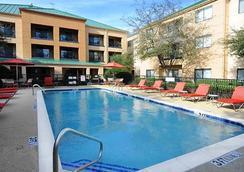 達拉斯普萊諾文化公園萬怡酒店 - 普萊諾 - 游泳池