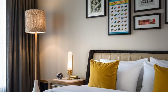 Kimpton Schofield Hotel - 克利夫蘭 - 臥室