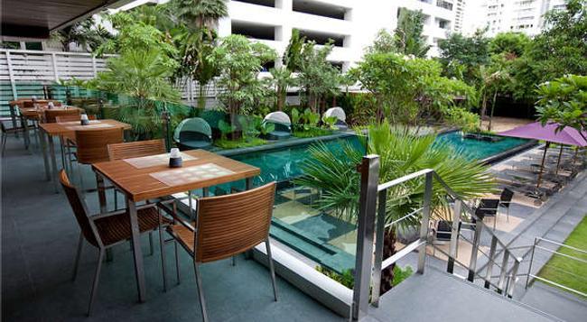 Sukhumvit 12 Hotel And Suites - 曼谷 - 游泳池