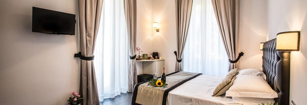 San Pietro Leisure And Luxury - 羅馬 - 臥室