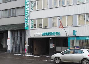 Forenom Pop-up Hotel