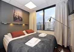 奧盧烏斯卡圖奧盧弗雷蒙公寓酒店 - 奧盧 - 臥室