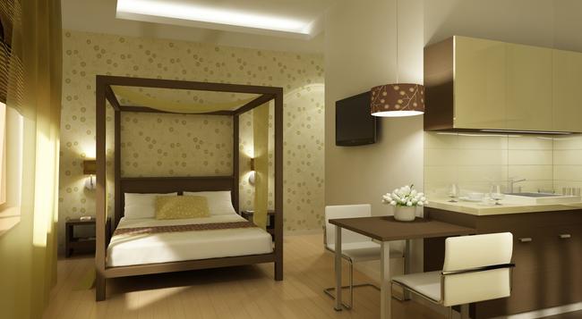 Opera Garden Hotel & Apartments - 布達佩斯 - 建築