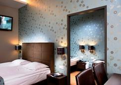 奧普拉花園公寓酒店 - 布達佩斯 - 臥室