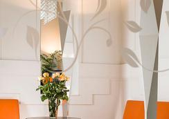 奧普拉花園公寓酒店 - 布達佩斯 - 大廳