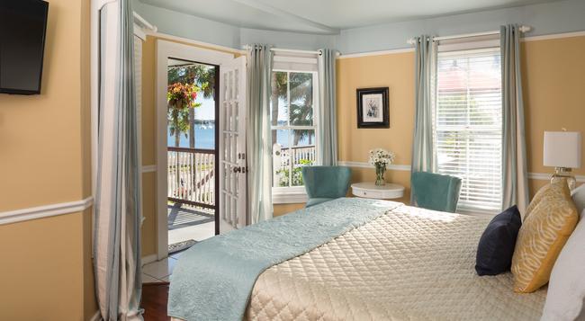 Bayfront Marin House - 聖奧古斯丁 - 臥室