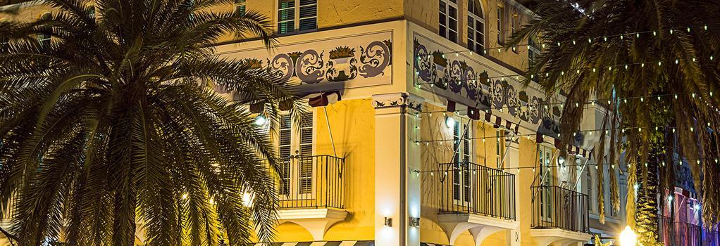 El Paseo Hotel - 邁阿密海灘 - 建築