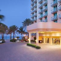 Hollywood Beach Marriott Exterior