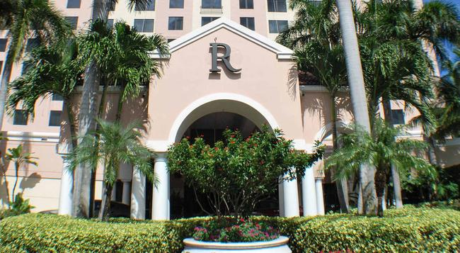 Renaissance Fort Lauderdale Cruise Port Hotel - 勞德代爾堡 - 建築