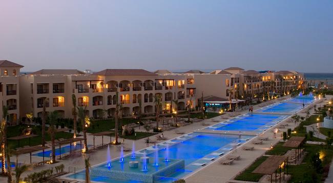 Jaz Aquamarine Resort - 赫爾格達 - 室外景