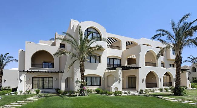 Jaz Makadi Saraya Palms Resort - 赫爾格達 - 建築