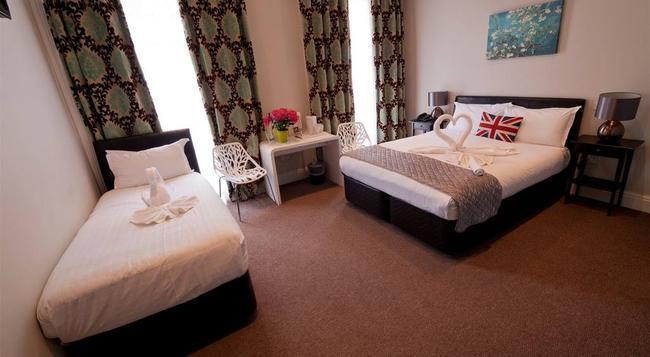 27 Paddington - 倫敦 - 臥室