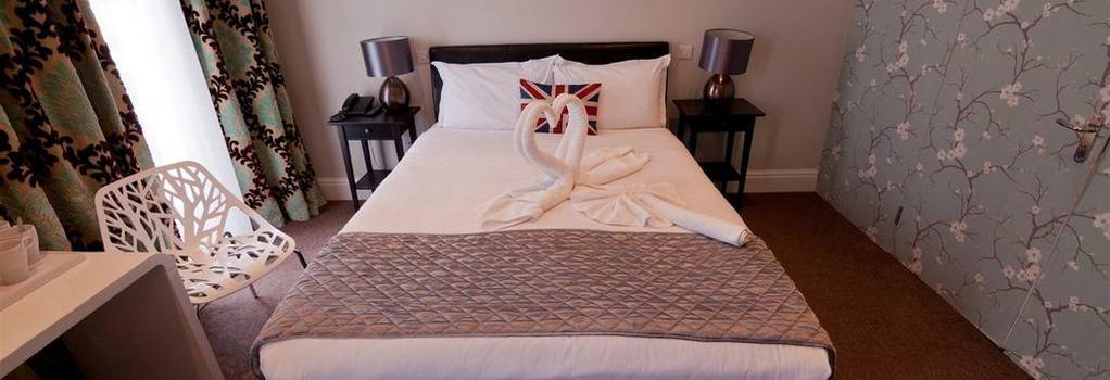 MStay 27 Paddington Hotel - 倫敦 - 臥室