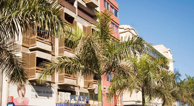 Hotel Adonis Plaza - 聖克魯斯-德特內里費 - 建築