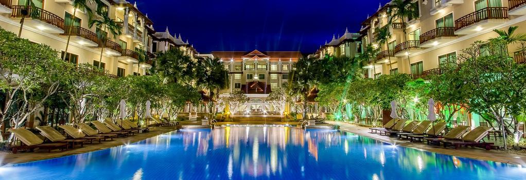 Sokha Angkor Resort - 暹粒 - 建築