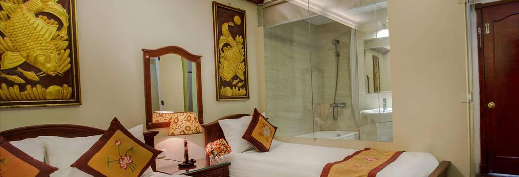 Luminous Viet hotel - 河內 - 臥室