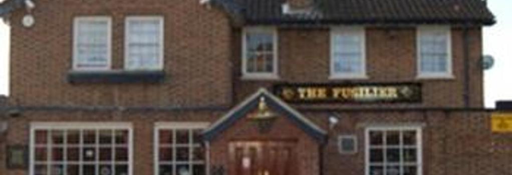 The Fusilier Inn - 倫敦 - 建築