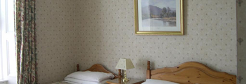 Arrandale Guest House - 愛丁堡 - 臥室