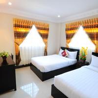 Number 9 Hotel Guestroom