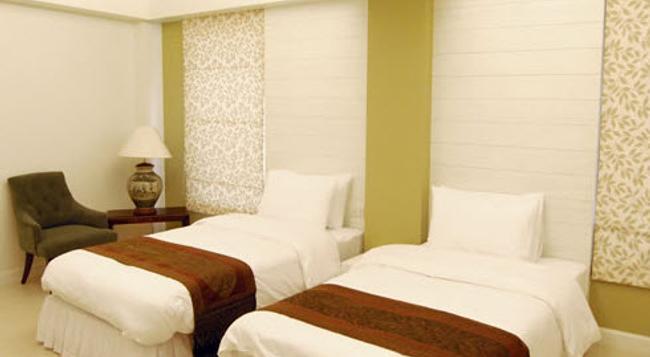 Baan Udom Accommodation - 曼谷 - 臥室