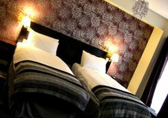 Hotel Belmonte - 諾里奇 - 臥室