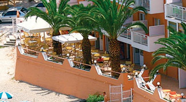 Corfu Maris Hotel - 科孚 - 建築