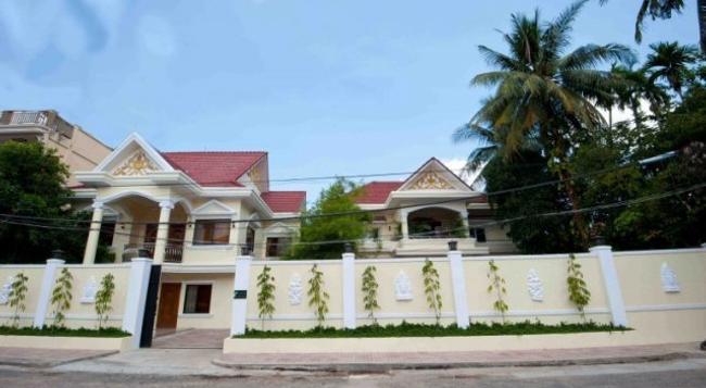 Villa Karma Kula - Phnom Penh - 建築
