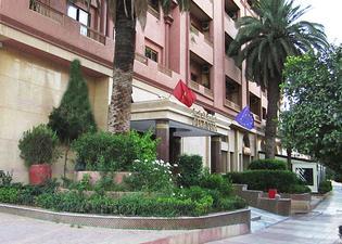 Hôtel Spa Suites Appart Hotel Atlassia Marrakech