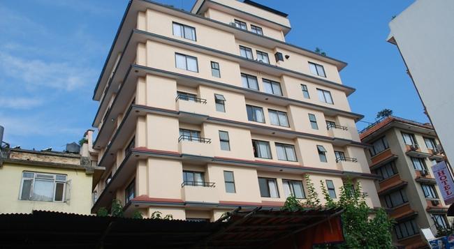 Fuji Hotel - 加德滿都 - 建築