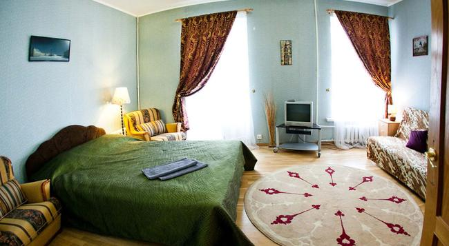 Bed2Bed Na Bolshoy Morskoy Mini-Hotel - 聖彼得堡 - 臥室
