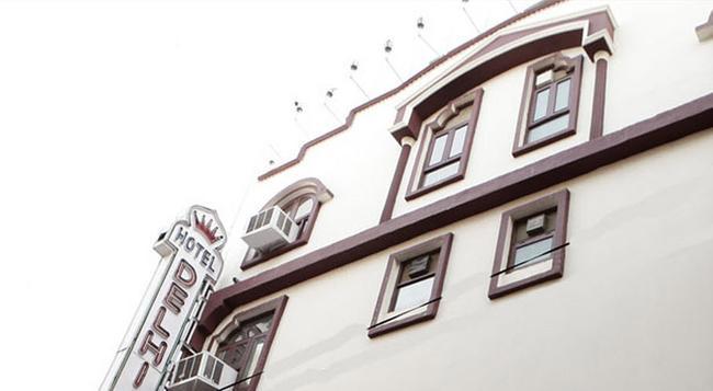 Hotel Delhi Darbar - 新德里 - 建築