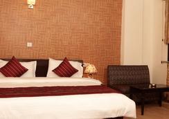 德里達巴酒店 - 新德里 - 臥室