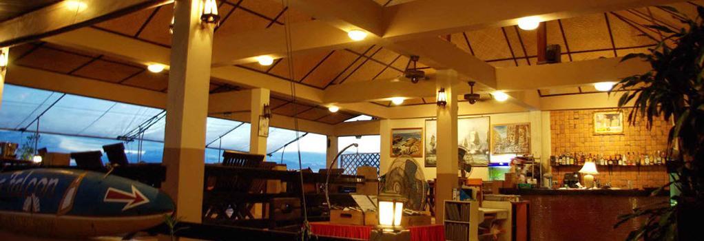Sea Falcon Hotel - 芭達亞 - 酒吧