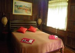 羅木燕花園度假村 - 清邁 - 臥室