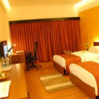Dolphin Hotel Guestroom