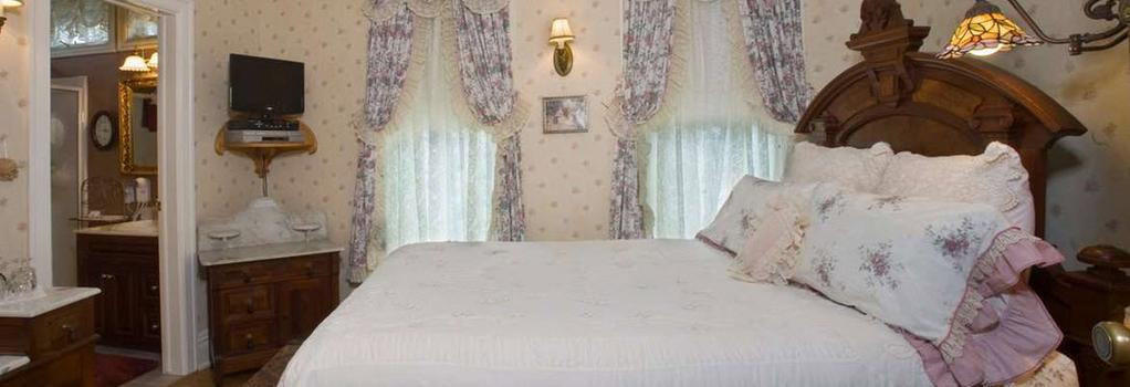 Port City Victorian Inn - Muskegon - 臥室