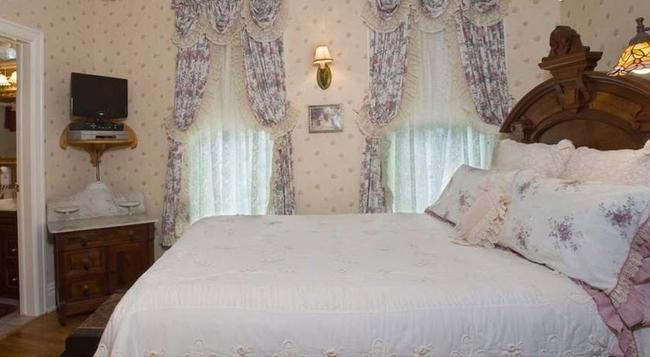 Port City Victorian Inn - Muskegon - 臥室
