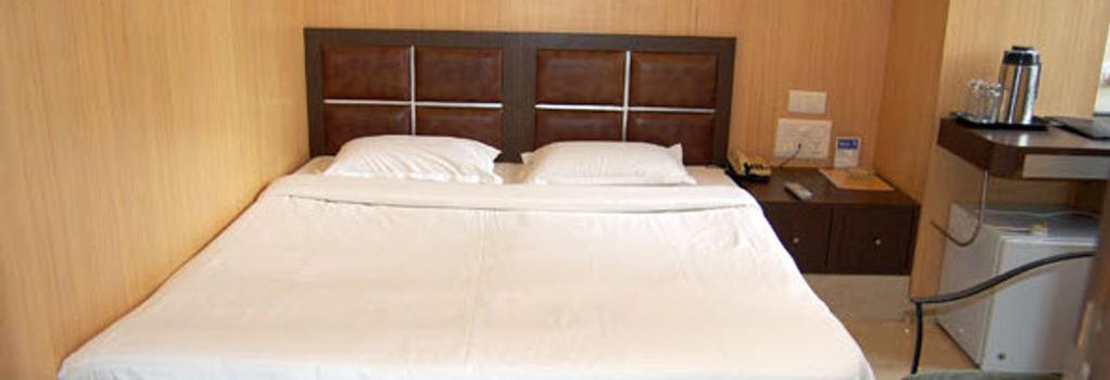 Hotel Ripon Palace - 孟買 - 臥室