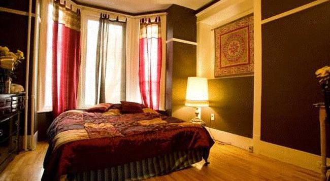 C'mon Inn Hostel - 蒙克頓 - 臥室