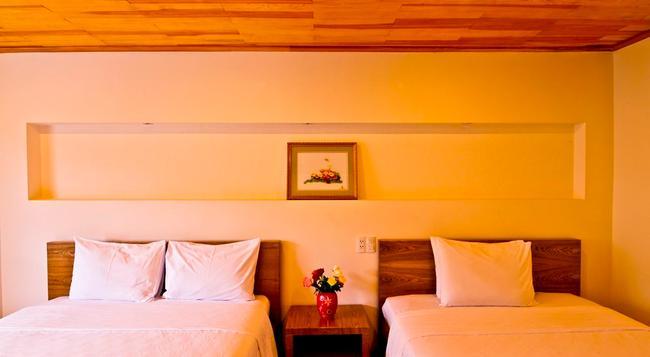 Hoang Loc Villa Hotel - Dalat - 臥室